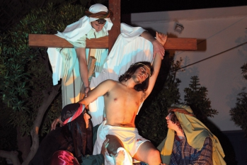 Reconstitution de la Passion du Christ