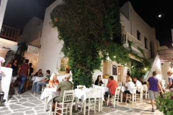 The Cuisine of Paros