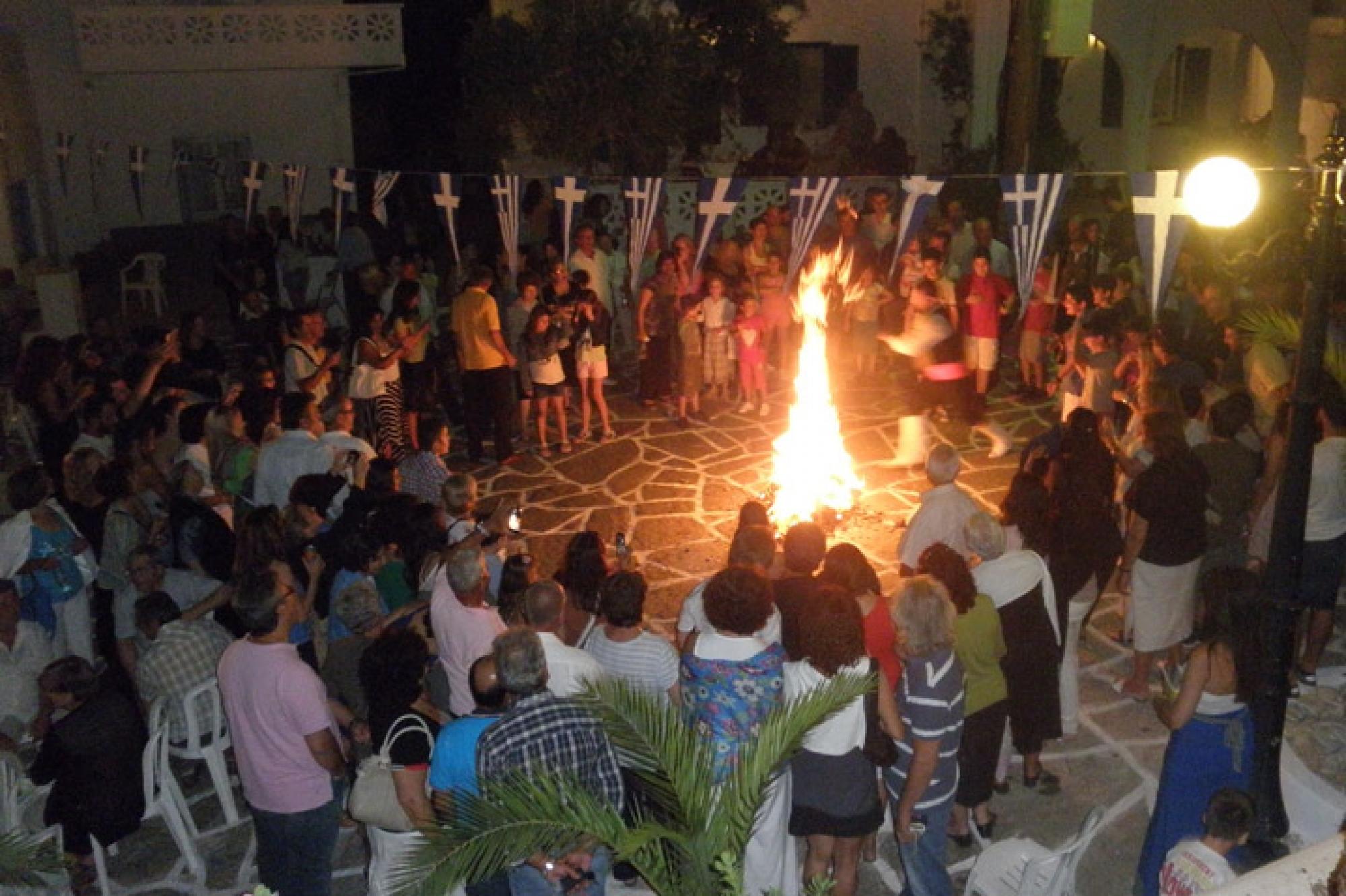 Αποτέλεσμα εικόνας για PAROS TRADITIONAL FESTIVALS